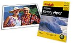 Kodak 1976463 Premium Picture Paper, High Gloss, 8.5x11