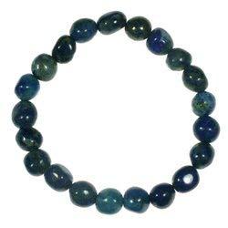 CrystalAge Premium Lapis Lazuli Tumble Bracelet