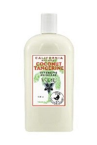 (California Natural Coconut Tangerine Intensive Skincare V'TAE Parfum and Body Care 16 oz Lotion)