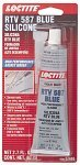 RTV Silicone 587 High Performance Blue Gasket Maker, 80 ml. tube (37465) Loctite 4333464967