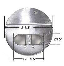 Master Lock Pro Series Hidden Shackle Padlocks, Keyed Alike 6271NKA-6 w/BumpStop Technology by Master Lock (Image #3)