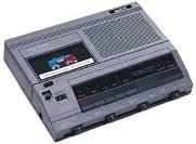 Sanyo TRC-7060 Mini-Cassette Memo-Scriber Transcriber System from SANYO