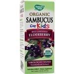 Sambucus organiques pour les enfants Bio certifié sureau 4 onces-2 pack