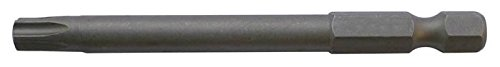 Alfa Tools HSB16070 T25 x 3'' x 1/4'' Torx Power Bit (10 Pack) by Alfa Tools