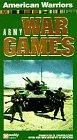 War Games-Army [VHS]