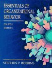 Essentials of Organizational Behavior, Robbins, 0133000966