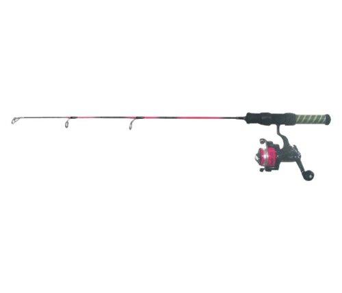 HT Enterprise LIC-25MSC Pink Lady Ice Fishing Combo