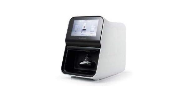 Samsung labgeo PT10 - Tensiómetro Laboratorio Análisis Sistema - Nevera sangre prueba Corazón de Diabetes de Hígado de riñón en sólo 7 minutos para su ...