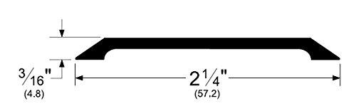 Pemko Flat Saddle Threshold, Mill Finish - Closeout Saddle Shopping Results