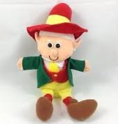 Ernie Keebler Elf Plush Advertising Figure (Ernie The Elf)