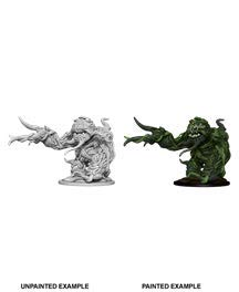 (Dungeons & Dragons Nolzur`s Marvelous Unpainted Miniatures: Shambling Mound)