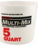 Multimix Container 5qt ()