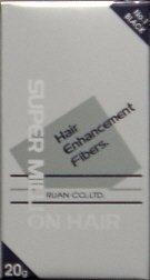 Super Million Hair Hair Enhancement Fibers Antibacterial 20g/0.7oz - 1 Black