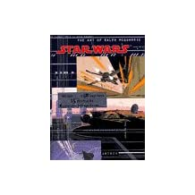 Star Wars: The Art of Ralph McQuarrie : Book, 15 Postcards, 6 Collectible Postage Stamps
