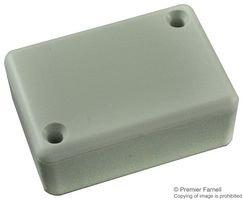 Hammond 1551JGY Gray ABS Plastic Project Box -- Inches (2.36' x 1.38' x 0.59') mm (60mm x 35mm x 15mm) Hammond Manufacturing 1551JGY-HAMMOND_IT
