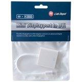 Link Depot LD-ADT-MD-DVI Mini DisplayPort Male To Dvi Female Adapter