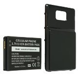 iCella EZCell Extended Lithium-Ion Battery with Black Doo...