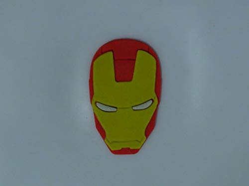 Iron Comic Book Character 266-B418 - Juego de cortadores de ...