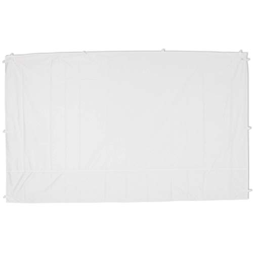 Sunnydaze Canopy Tent Sidewall Kit for Slant Leg Canopies - Includes One 12 Foot Shade Side Wall, Canopy Sold Separately