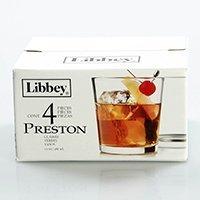 (Libbey Preston Glasses 4 Piece Set 13 Oz.)
