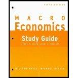 Macroeconomics Study Guide, William Boyes, 0618127968
