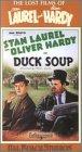 Laurel & Hardy: Duck Soup [VHS]