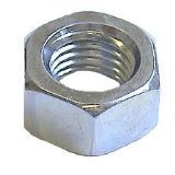 M8 Full Nut (20 Pack) 8mm A2 Stainless Steel Hex Hexagon Nuts Free UK Delivery by DBA Hardware