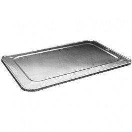 Aluminum Flat Lid for Full Steam Table - 50 per case