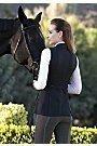Romfh Ladies Bling Dressage Vest 4 Black