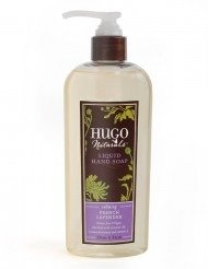 Hugo Naturals Liquid Hand Soap, French Lavender, 12-Ounce