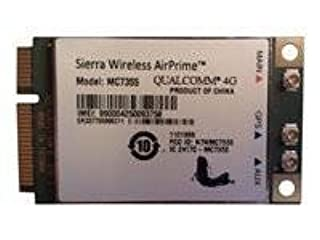 Sierra Wireless AirPrime EM7355 - Wireless Cellular Modem (53MK44GLTEFU) (B00ONSBBQC) | Amazon price tracker / tracking, Amazon price history charts, Amazon price watches, Amazon price drop alerts