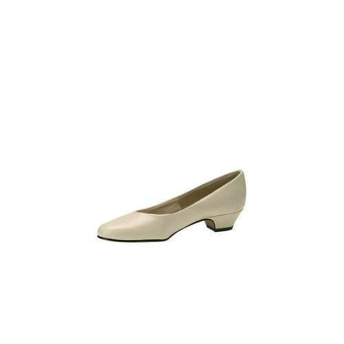 Doux Style Womens Ange Ii Pompe Os Lisse