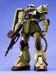 【夏得70%OFF】MG MS-06F/J ザクII
