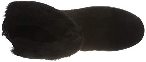 Suede Souples 26402 Femme Comb Bottines Noir 40 Blk Caprice et Bottes 8OCqdxwx