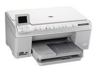 HP Photosmart C6380 Multifunction Printer - Color Inkjet - 33 ppm Mono - 31 ppm Color - 18 Second Photo - 9600 x 2400 dpi - Copier, Scanner, Printer - USB, PictBridge - Ethernet, Wi-Fi - PC, Mac Pictbridge Colour