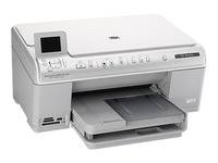 HP Photosmart C6380 Multifunction Printer - Color Inkjet - 33 ppm Mono - 31 ppm Color - 18 Second Photo - 9600 x 2400 dpi - Copier, Scanner, Printer - USB, PictBridge - Ethernet, Wi-Fi - PC, Mac