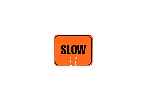 Cortina ABS Plastic Traffic Cone Sign,