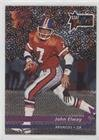 John Elway (Football Card) 1992 Wild Card - Stat Smashers #SS-4