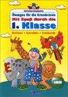 Karlchen Krabbelfix, Übungen für die Grundschule, Mit Spaß durch die 1. Klasse