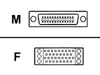 CISCO V.35 CBL DTE FEM-TO SMART SERIAL 10FT