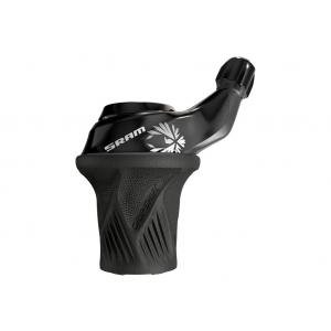 SRAM GX Eagle 12-Speed Grip Shifter Black, Rear ()