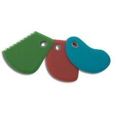 011172010711 - Nordic Ware Bowl Scrapers - Set of 3 carousel main 0