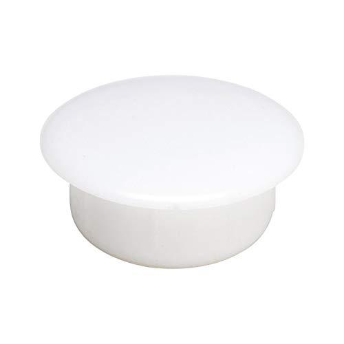 color blanco Tapones para orificio de 12 mm 50 unidades pl/ástico WURTH 0683135059 cabeza de 16 mm