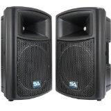 Seismic Audio - PWS-12 (Pair) - Powered PA/DJ 12