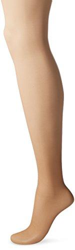 L'eggs Women's Silken Control Top Toe Panty Hose, Sun Beige, B ()
