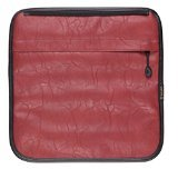 Tenba Switch 10 Interchangeable Flap - Brick Red Faux Leather (Tenba Rain Cover)