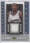 (Gilbert Arenas (Basketball Card) 2007-08 Upper Deck - Game Jersey #GJ-GA)