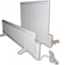 Sueco Calefacción RADIADOR eléctrico calefactor bajo consumo 800 W 0,8 kW) NUEVO.