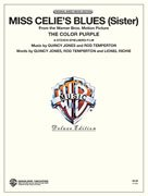 Miss Celie's Blues (Sister) (From The Color Purple) (Piano/Vocal/Chords, Sheet Music)