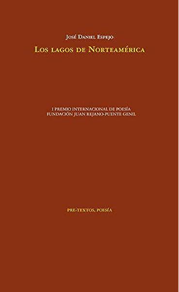 Los lagos de Norteamérica: 1586 (Poesía): Amazon.es: Espejo ...